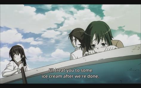 Coppelion Ibara Aoi Ice Cream Boat