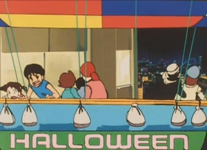 Dirty Pair Halloween