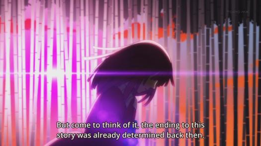 Monogatari Series Second Season Nadeko Sengoku Story End