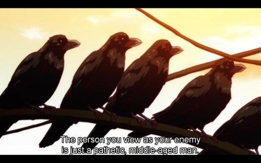 Monogatari Series Second Season Nisemonogatari Crow Deishu Kaiki