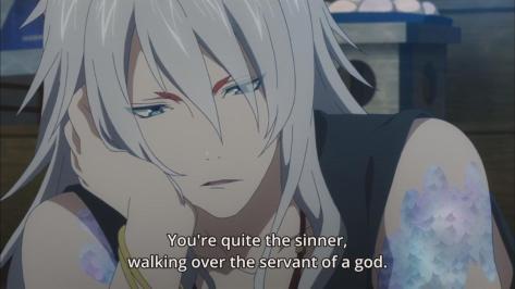 Nagi no Asukara Uroko-sama Sinner God