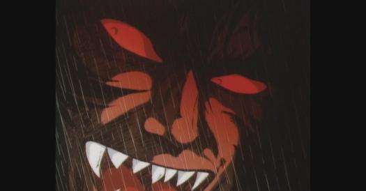 Violence Jack Harlem Bomber Fangs Teeth Rain Rage