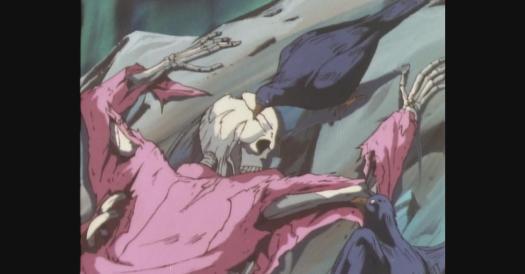 Violence Jack Harlem Bomber Skeleton Corpse Crow