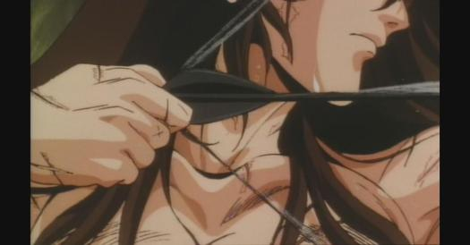 Violence Jack Hell's Wind Jun Bow Arrow