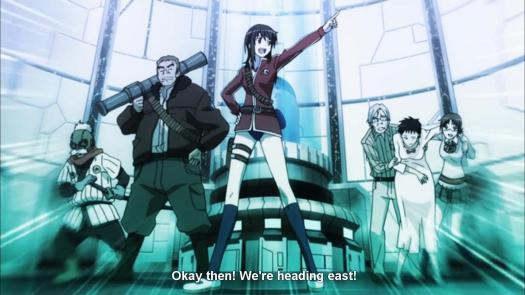 Coppelion Ibara Naruse East Planet