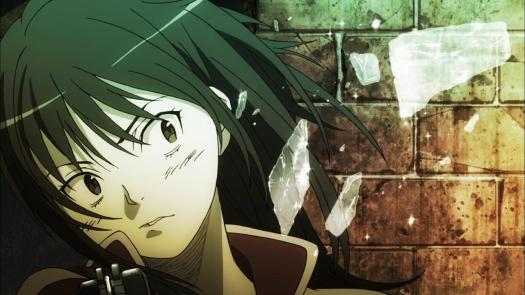 Coppelion Naruse Ibara Glass Dodge Head Gun