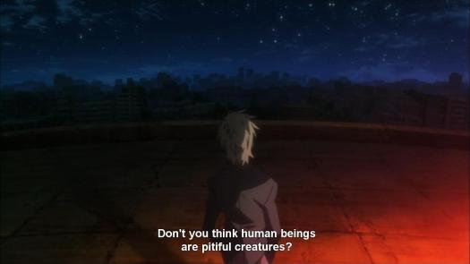 Coppelion Night Humans Pitiful Creatures Haruto Kurosawa