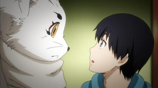 Gingitsune Haru Satoru Face Little