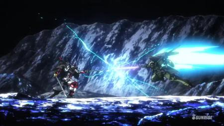 Gundam Build Fighters OZ-00MSVa Tallgeese Valkyrie Sengoku Astray