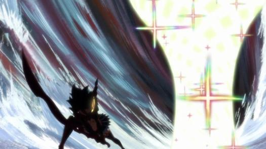 Kill la Kill Ryuuko Matoi Senketsu Explosion
