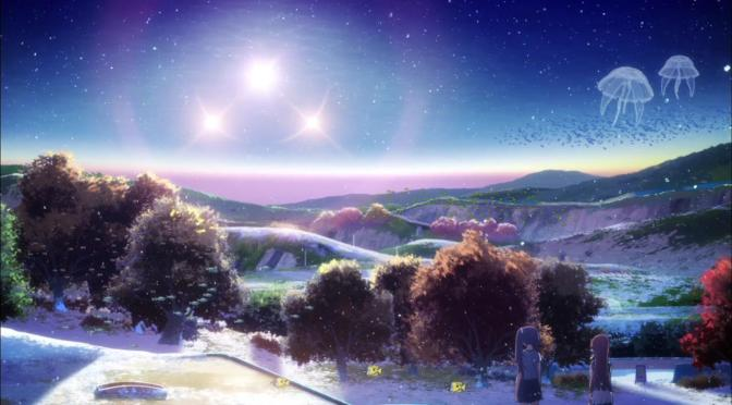 Nagi no Asukara, Collected Episode Commentary Notebook (1 – 13)