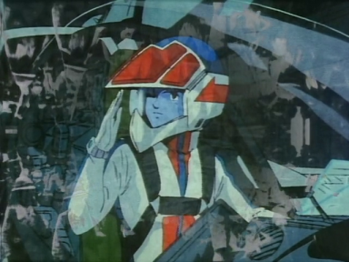 The Super Dimension Space Fortress Macross Flash Back 2012 Love Drifts Away Hikaru Ichijyo Salute War Soliders