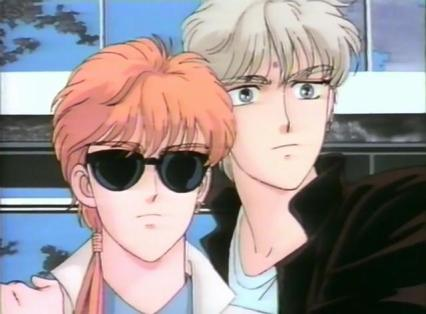 Cipher OVA Siva Jake Roy Sunglasses Brothers Outside