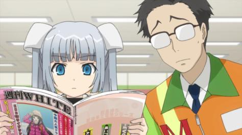 Miss Monochrome Manager Maneo Kikuko  Idol Magazine