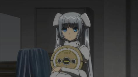 Miss Monochrome Ru-Chan Idol Observing