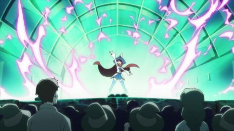 Anime Mirai 2013 Little Witch Academia Shiny Chariot Magical Festival Show Theatre