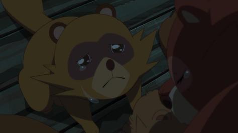The Eccentric Family Uchouten Kazoku Shimogamo Family Yasaburou Shimogamo Crying Tanuki Tanooki Tears