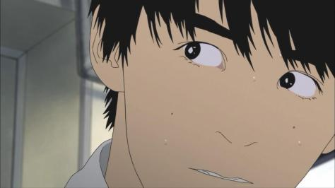 Aku no Hana The Flowers of Evil Takao Kasuga Fear Scared Eyes Worry Concern Unease Dread