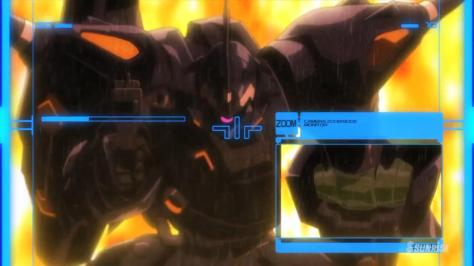 Gundam Build Fighters PPMS-1M Kämpfer Amazing Monitor Screen Fire Rain Joints Gun Barrel Aim