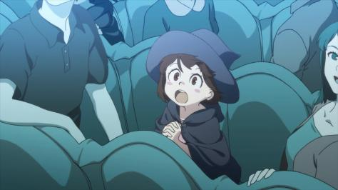 Little Witch Academia Akko Kagari Young Child Theatre Magic Wonder