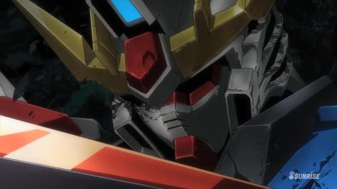 Gundam Build Fighters GAT-X105B Build Strike Gundam Head Damage Power Failure Shutdown Championship Battle