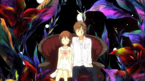 Pupa Utsutsu Hasegawa Yume Hasegawa Flowers Rainbow Love Seat Sofa