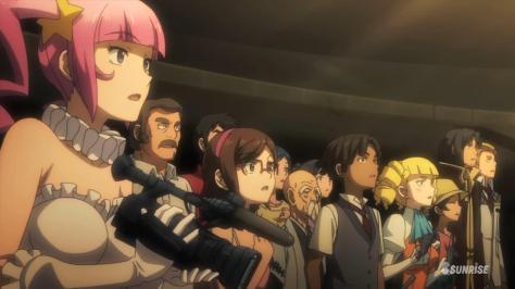 Gundam Build Fighters Cast Mihoshi Kirara China Kousaka Nils Nielsen Caroline Yajima Mao Yasaka Ricardo Fellini Mister Ral Master Takeshi Iori Rinko Iori