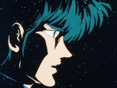 Blue Comet SPT Layzner Aoki Ryuusei SPT Layzner Eiji Asuka Albatro Null Space Face Stylized Shock Stars Blue Hair