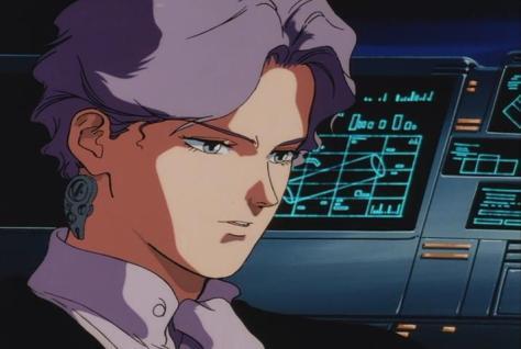 Megazone 23 Part III Yacob Halm Hiroyuki Kitazume Design Neck Jack