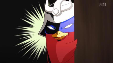 Mobile Suit Gundam-san Kidou Senshi Gundam-san Char Angry Bird Evil Plotting Face