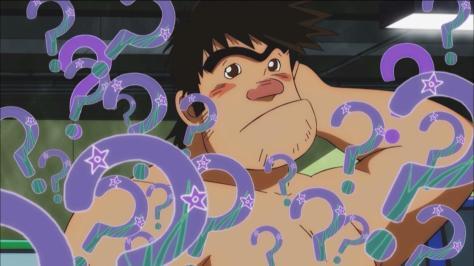 Rowdy Sumo Wrestler Matsutaro Abarenbou Rikishi!! Matsutarou Sakaguchi Matsutarou Question Marks Confusion