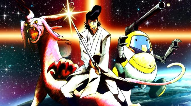 Space☆Dandy Season Two, Collected Commentary Notebook (Episodes 1 – 13)