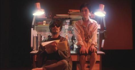 Talking Head Shigeru Chiba Tomoko Ishimura Tamiko Stage Desk Review
