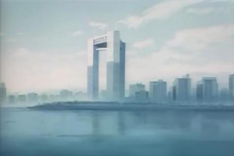 Tokyo Babylon Tokyo Metropolitan Government Building Landscape
