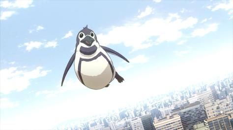 Tokyo ESP Peggy Flying Penguin The Collector