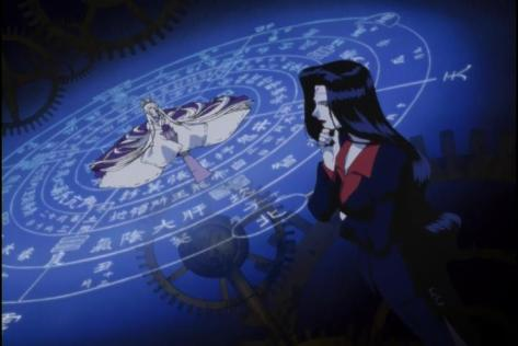 X TV Princess Hinoto Kanoe Dreamseer Plane Clockwork Gears
