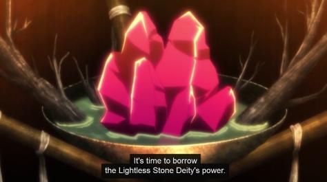 M3 The Dark Metal M3 Sono Kuroki Hagane Lightless Stone Deity
