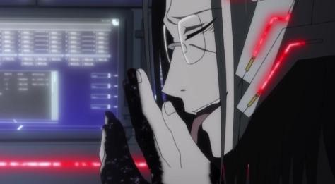M3 The Dark Metal M3 Sono Kuroki Hagane Natsuiri Licking Necrometal Hand