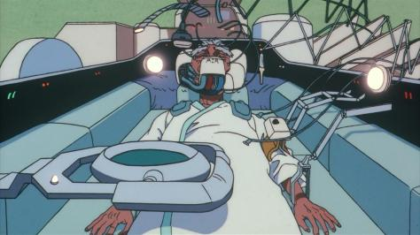 Roujin Z Kijuro Takazawa Z-001 Medical Computer Bed