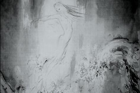 Fantascope tylostoma Goddess Cave Naked Wave Yoshitaka Amano