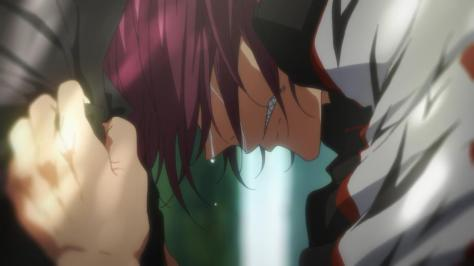Free! Eternal Summer Rin Matsuoka Sousuke Yamazaki Crying Into Chest