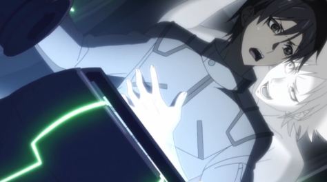 M3 The Dark Metal M3 Sono Kuroki Hagane Akashi Saginuma Heito Isaku Creepy Assault Touching