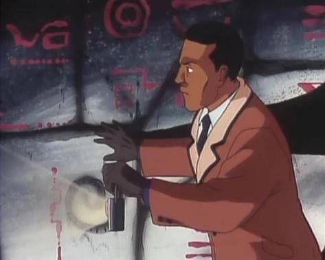 Dark Myth Ankoku Shinwa Takeshi Koizumi Wall Cave Search Markings Flashlight Lantern