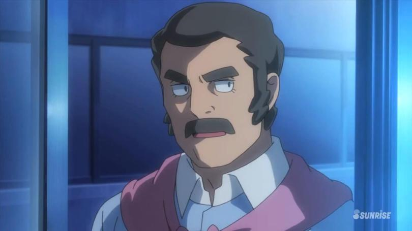 Gundam Build Fighters Try Mr Ral