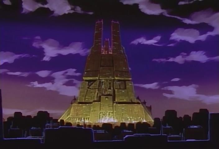 Inma Daitoshi Beast City Sex Demon Metropolis Tower