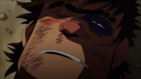 Rowdy Sumo Wrestler Matsutaro Abarenbou Rikishi!! Matsutarou Sakaguchi Beat Up Bruised After Street Brawl