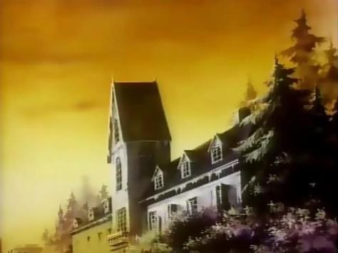 The Curse of Kazuo Umezu Umezu Kazuo no Noroi Haunted Mansion Sunset