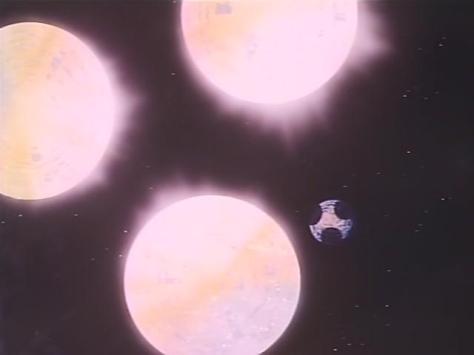 Relic Armor Legaciam Planet Libertia Orbital Mirrors Outer Space