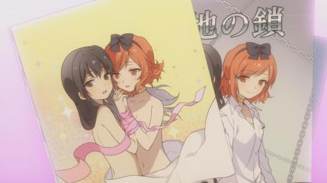 Tenchi Muyo Love Tenchi Muyou! Hana Saryuu Tenchi Masaki Cross Dressing Shoujo Ai Doujinshi Covers