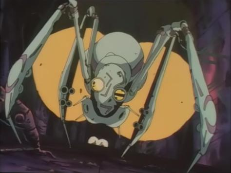 Good Morning Althea Cfutz Spider Arachnid Robot